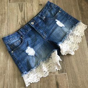 Altard's State Jean Shorts 2️⃣